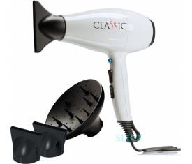 Фен для волосся GA.MA  CLASSIC White