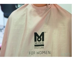 Пеньюар MOSER FOR WOMEN Rose Gold