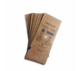 Крафт-пакети для стерилізації АлВин ПБСк 75*150 мм 100 шт