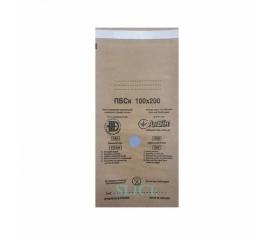 Крафт-пакети для стерилізації АлВин ПБСк 100*200 мм 100 шт